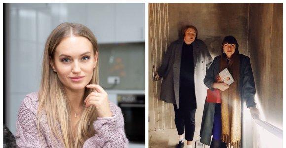 """Šeimą """"stora"""" pavadinusi Gintarė Gurevičiūtė sulaukė karčios kritikos: tai – paskata gyventi sveikiau?"""