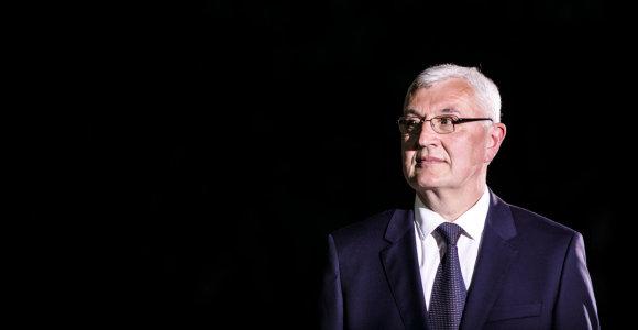 """J.Kazlauskas – apie """"Žalgiriui"""" reikalingą pagalbininką ir pastabą dėl E.Ulanovo"""
