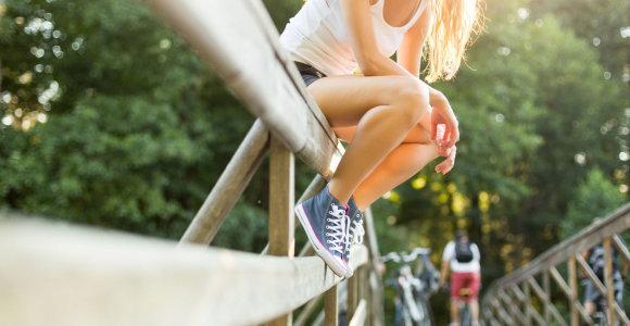 Apie kokias ligas praneša skausmas kojose?