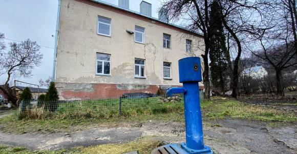XXI amžius Vilniuje vis dar atėjo ne pas visus: gyventi be kanalizacijos tenka ir daugiabučiuose