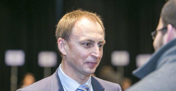 Teisingumo viceministrą atrankoje į naujas pareigas vertino ir bendradarbiai