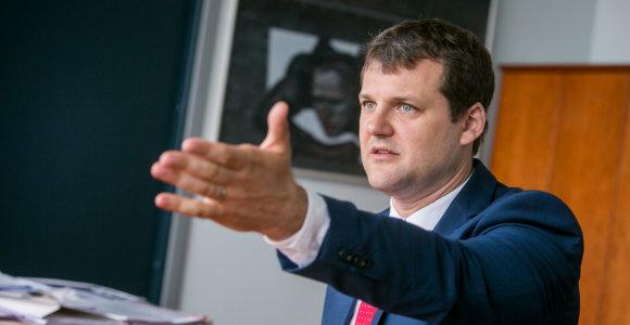 """Keturi socialdemokratų skyriai apsisprendė dėl koalicijos su """"valstiečiais"""""""