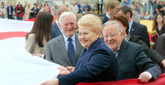 Valstybės dieną pasitinkant Klaipėdoje – Ramūno Danisevičiaus paroda