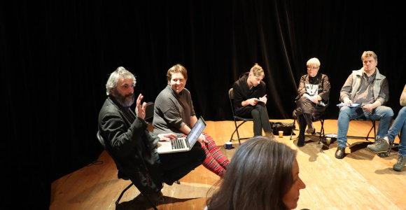 Lietuvoje repeticijas pradeda garsus slovėnų režisierius, kurio spektakliai trunka ir 10 valandų
