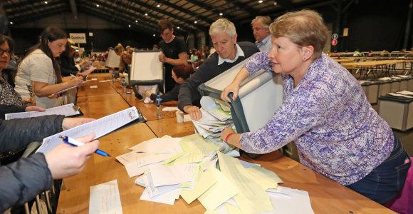 Airijos rinkėjų dauguma balsavo už griežto skyrybų įstatymo sušvelninimą