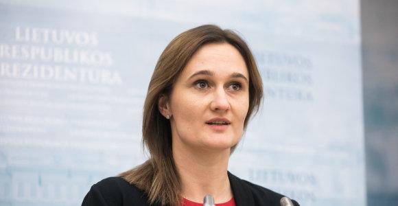 Viktorija Čmilytė-Nielsen: Valstybė rytoj – netrukdyti ir suteikti galimybes