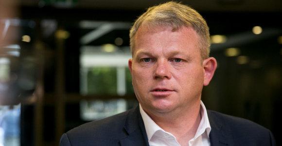 VTEK: Seimo narys A.Palionis laiku ir tinkamai nedeklaravo privačių interesų