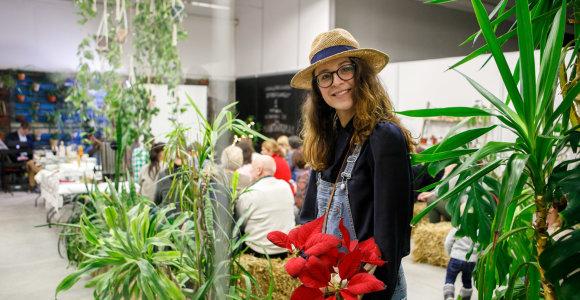 """Pirmąjį Lietuvoje plantariumą atidariusi Aistė: """"Atiduodami augalus žmonės verkia, moja jiems atsisveikindami"""""""