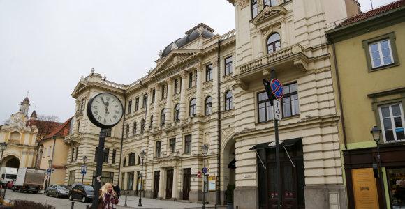 Teismas leido Filharmonijai tęsti didžiosios salės remonto konkursą
