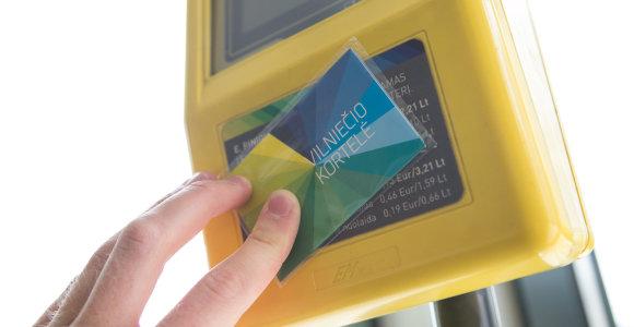 Vilniečiai negalėjo įsigyti viešojo transporto bilietų – sutrikimas ištaisytas