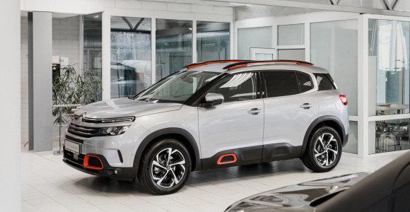 """""""Autodinos servisas"""" tapo įgaliotu """"Citroën"""" automobilių prekybos ir serviso atstovu"""