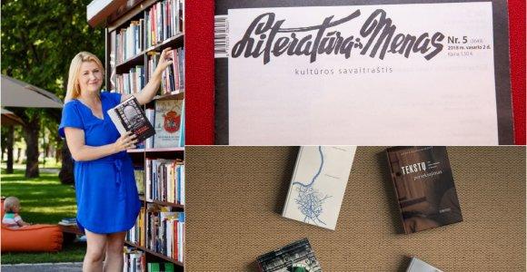 2018-ieji knygų pasaulyje: įsibėgėjantys festivaliai, knygos laureatės ir tamsioji pusė
