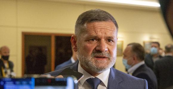 LFF prezidento rinkimus pralaimėjęs P.Malžinskas kritikams teikia ieškinius