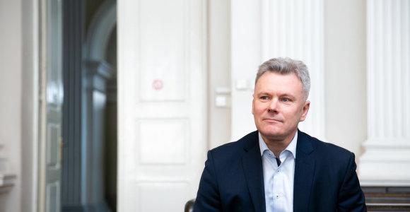 """Kauno liberalas R.Mikaitis teisme pasakojo, kam buvo išleista iš """"MG Baltic"""" gauta parama"""