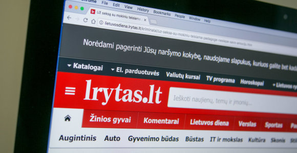 """""""Lietuvos ryto"""" grupė pernai vėl patyrė nuostolių"""