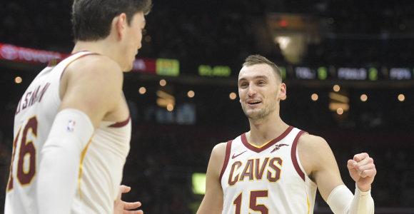 NBA neprapuolęs puolėjas turėtų tapti Manto Kalniečio bendraklubiu