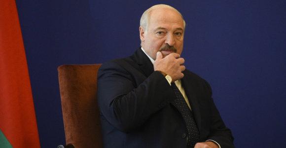 Prezidentas: Lietuvos siūlomos alternatyvos dėl dujų padeda Baltarusijai derėtis su Rusija