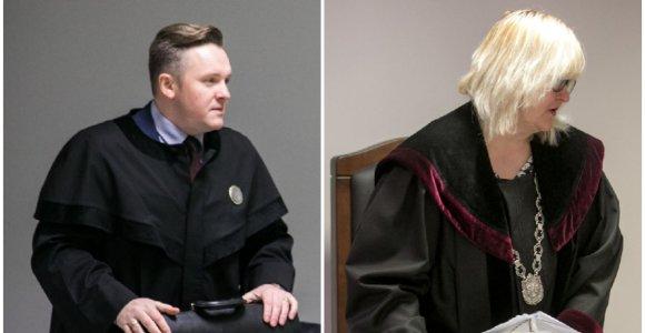 Mūšio zona virtusiame Vilniaus teisme advokatas griebėsi netikėtos taktikos: tylėjo kaip akmuo