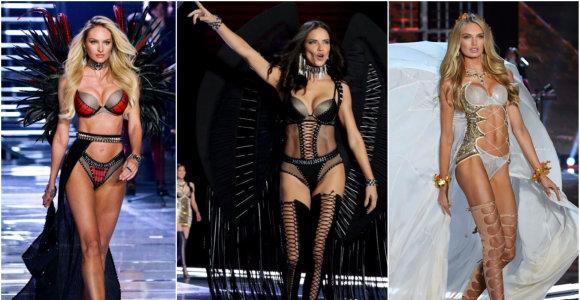 """""""Victoria's Secret"""" angelų mitybos specialistas atskleidė, kas modeliams padeda išlaikyti stulbinančias formas"""