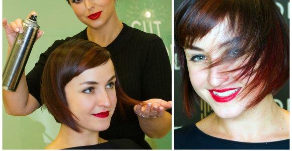 """Šokėja Katerina Voropaj sužavėjo pokyčiais – atsinaujino plaukų spalvą: """"Aš – blondinė? Niekada!"""""""