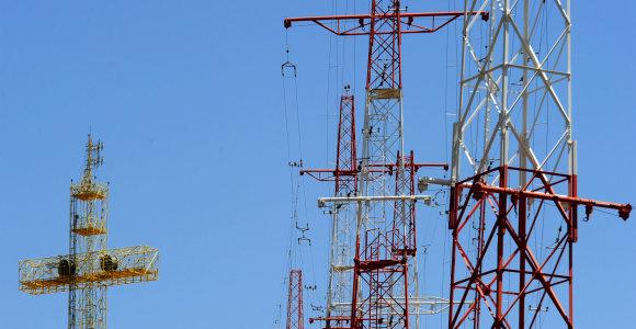 SAM siūlo didinti elektromagnetinės spinduliuotės normas