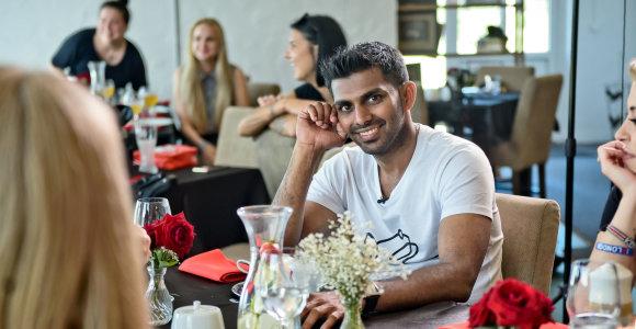 Mes lygūs. Meilės imigrantas Dilanas iš Šri Lankos išmoko lietuvių kalbą ir rado svajonių darbą