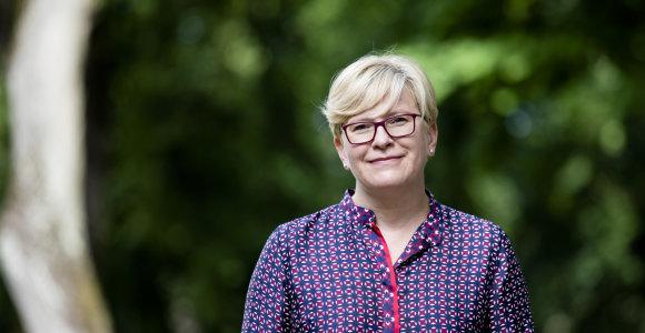 Ingrida Šimonytė: normali politika nėra kova iki paskutinio kareivio, o nustoti ginčytis – nereikia