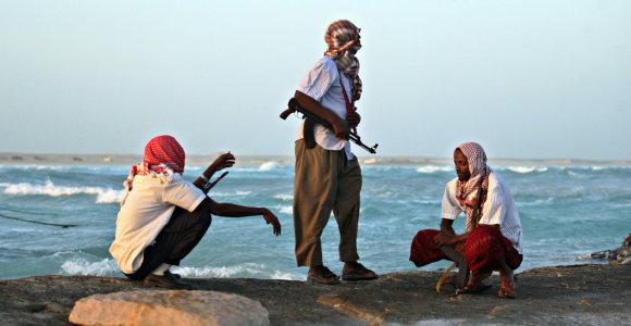 Prie Benino krantų piratai užpuolė su Graikijos vėliava plaukiojantį laivą