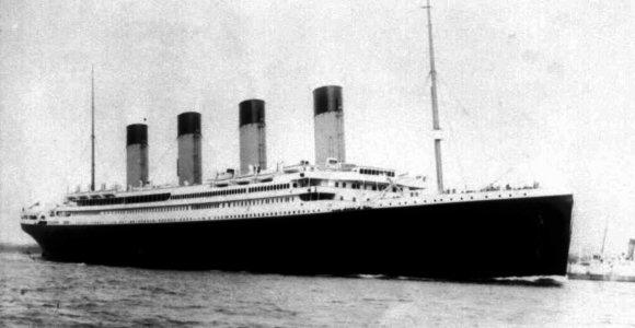 """Teisėjas leido atverti """"Titaniką"""" – ko ten bus ieškoma?"""
