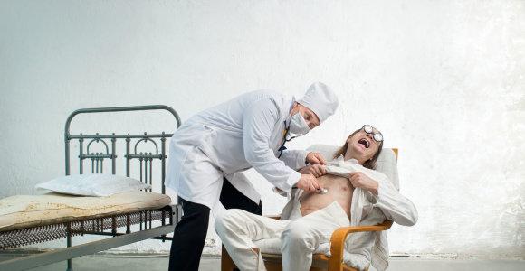 Sąmokslo teorijas skleidžiantis Rusijos ekspertas: koronavirusu siekiama žmonių kiekį planetoje sumažinti 10 kartų