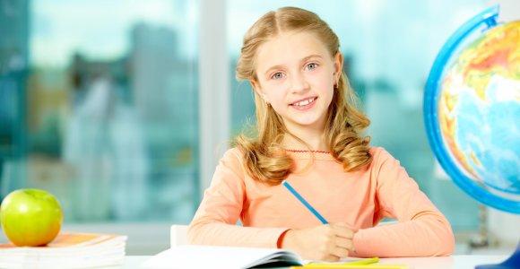 Atgal į mokyklą: pasiruošti naujiems mokslo metams dabar – praktiškas sprendimas