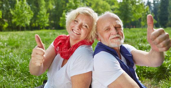 Kauniečiai sveikatos semtis kviečiamį į nemokamus užsiėmimus