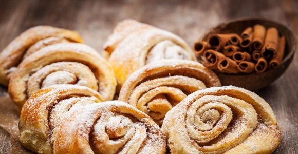 Tobuliausias žiemos prieskonis – cinamonas: juo kviepiantys skanėstai savaitgaliui ar šventei