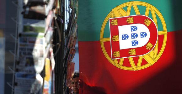 Portugalija rengiasi pirmoji euro zonoje išleisti pandų obligacijų