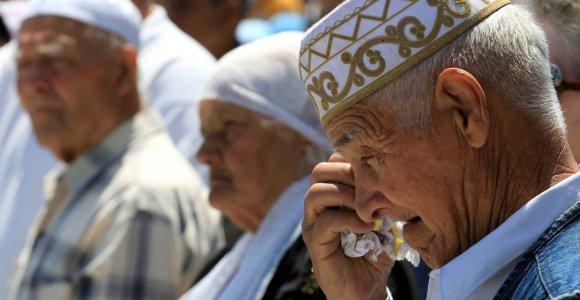 Rusija nuteisė šešis Krymo totorius už ryšius su uždrausta organizacija