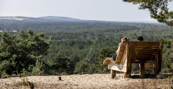 Kuršių nerijos nacionalinis parkas: kaip skamba lietuviška gamta?