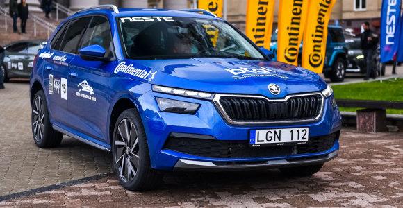 "Renkame ""Tautos automobilį"": miesto visureigis ""Škoda Kamiq"""