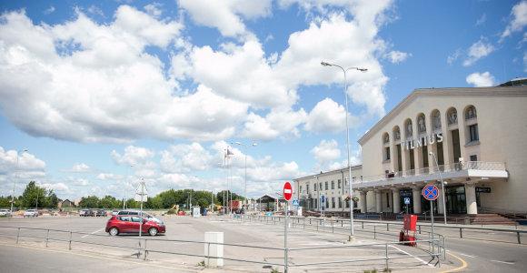 Lietuvos oro uostai pernai sulaukė 9,6 proc. daugiau keleivių