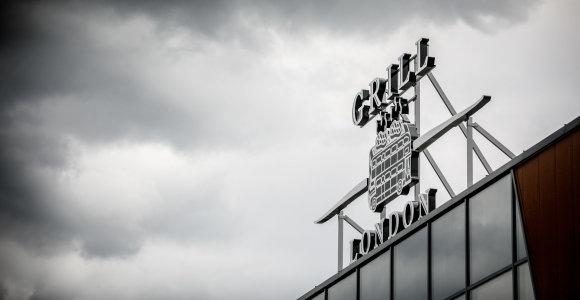 """Su """"Grill London"""" siejami asmenys buhalteriją skandino upelyje, o įmonės sėmė COVID paramą"""