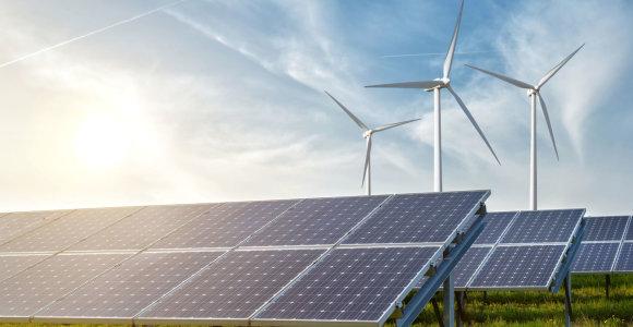 Nuotolinė saulės elektrinė – ne prabanga, o prieinama kasdienybė