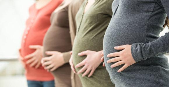 Ką būtina žinoti besiruošiančioms gimdyti? Atsako akušeriai ginekologai