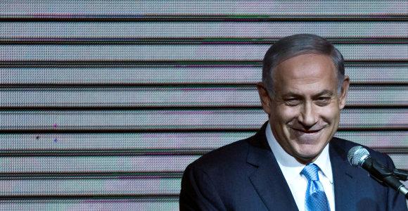 Izraelis: B.Johnsono pergalė JK rinkimuose tolygi antisemitų pralaimėjimui