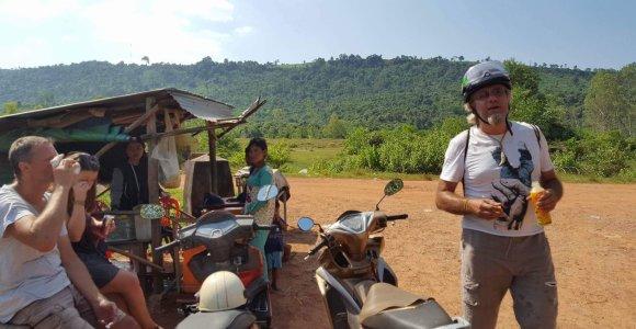 Kambodžoje gyvenantis Marius: geriau ten valgyti gyvates, nei Lietuvoje sulaukti infarkto