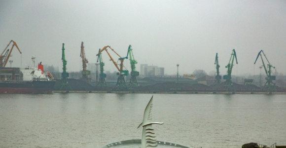 Į Klaipėdą atplauks tanklaivis su norvegiška nafta Baltarusijai