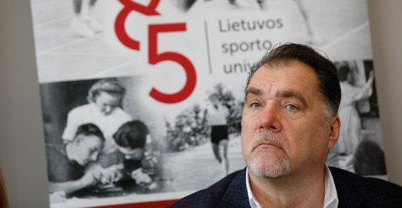 Trenerio rinktinei ieškantis A.Sabonis – apie K.Maksvytį, Eurolygos trenerius ir svarbią datą