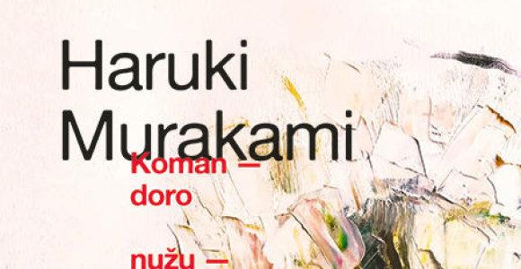 """Knygos recenzija. Dvigubo dugno meistras Haruki Murakami kūrinyje """"Komandoro nužudymas I"""""""