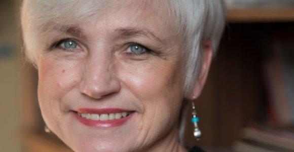 Lietuvos rašytojų sąjungos pirmininke perrinkta B.Jonuškaitė
