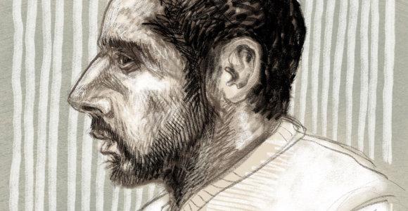 Atakos Briuselio žydų muziejuje vykdytojui prokurorai reikalauja griežčiausios bausmės