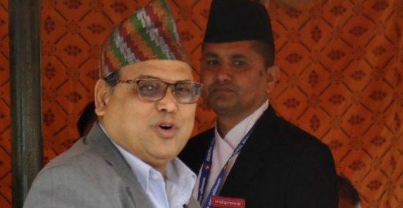 Nepalo buvęs parlamento pirmininkas išteisintas dėl kaltinimo išžaginimu