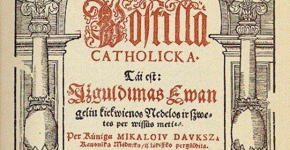 Iš Lietuvos ir Vatikano diplomatinių santykių istorijos. Dovana popiežiui Pijui XI